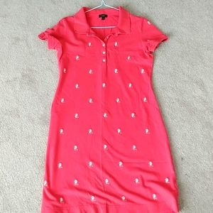Talbots polo dress size S